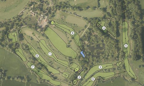 Air Manage Suffolk Kingfishers Golf Holes