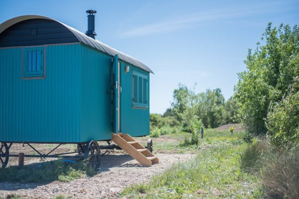 Air Manage Suffolk Kingfishers Shepherd's Hut 1 -min